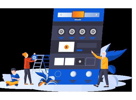 Application Re-hosting Services Soft Suave