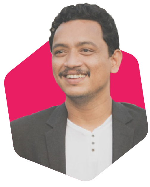 Founder and CEO - Ramesh Vayavuru