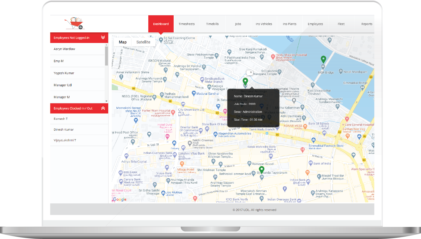 Google Maps Integration Software by Soft Suave