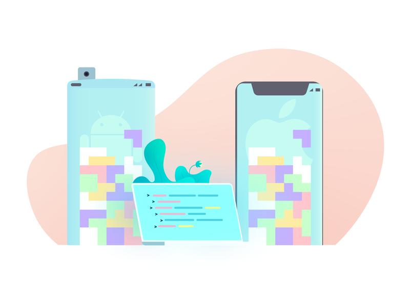 Cross-Platform App Development Company Soft Suave