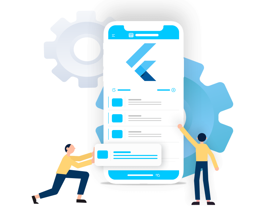 Hire flutter app developers from soft suave