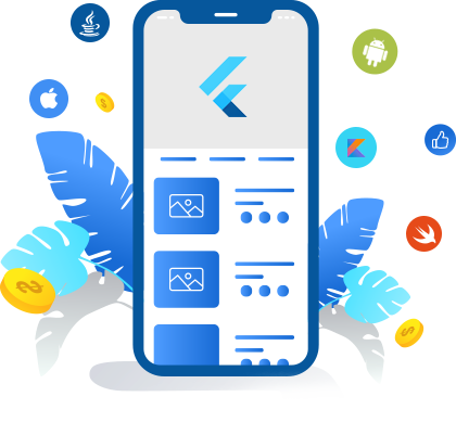 Flutter Application Development Company by Soft Suave