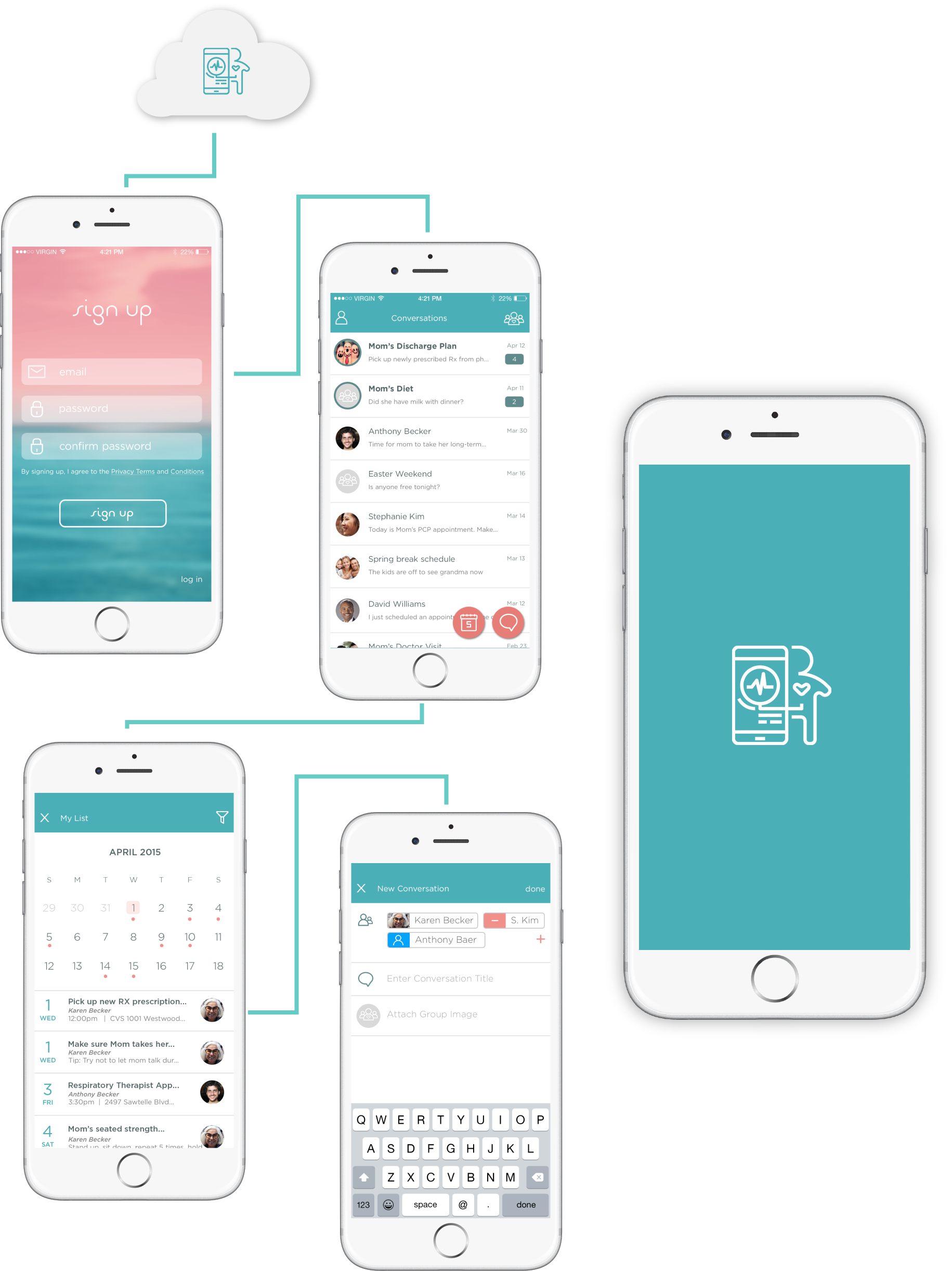 Customized Healthcare Platform Soft Suave