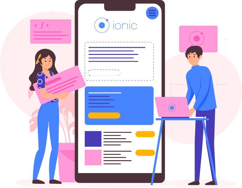Hire Dedicated Ionic Developers from Soft Suave