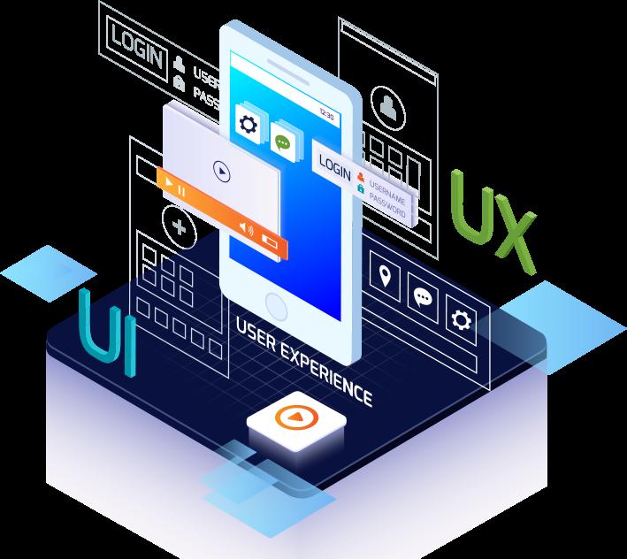 Product UI/UX Designing Company Soft Suave