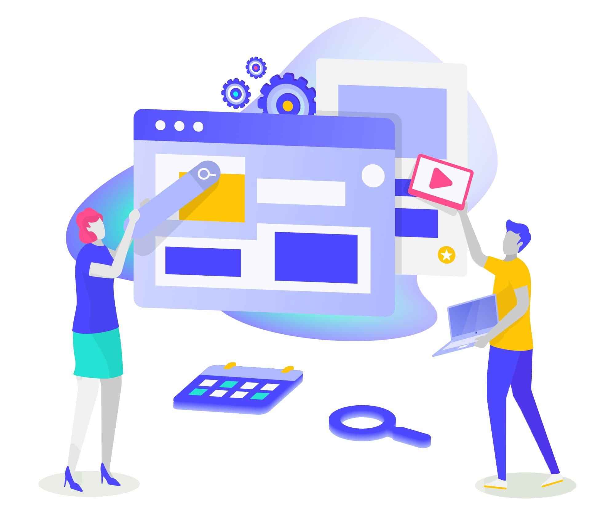 Web Application Integration Services