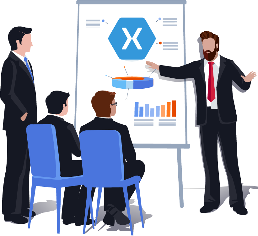 Xamarin Consulting Service by Soft Suave